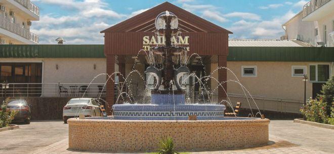 Санаторий Sairam Thermal Resort, 2