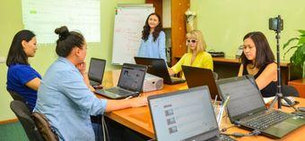 Обучающий центр Mom in Office