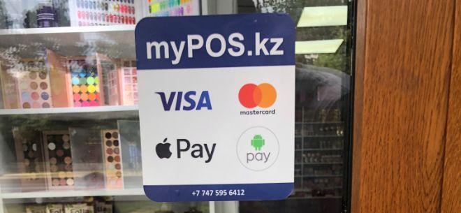POS-терминалы от myPOS.kz, 5
