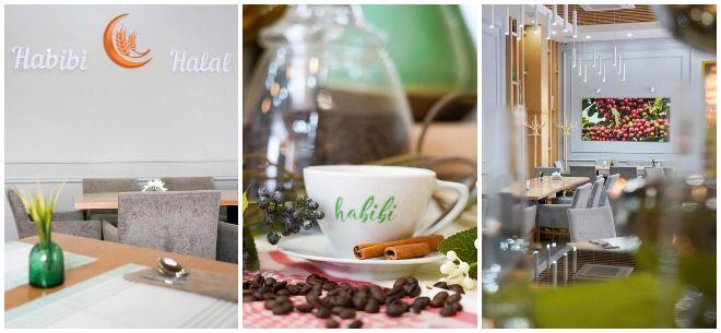Кафе Habibi halal