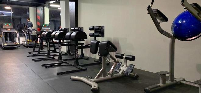 Тренажерный зал Cordial Fitness