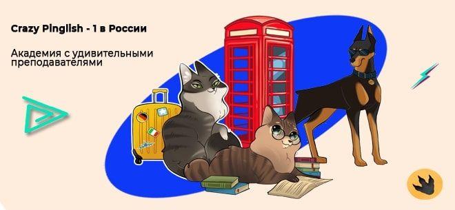 Crazypinglish.ru