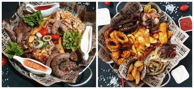 Караоке-бар «Мясо»