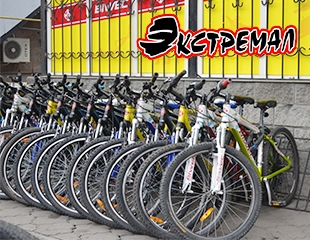 Прокат велосипедов, самокатов, палаток, спальных мешков, карематов и трекинговых палок в сети спортивных магазинов «Экстремал» со скидкой до 40%!