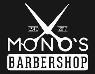 Добавь брутальности! Мужские и детские стрижки, оформление бороды, бритье и окантовка в барбершопе MONOS Barbershop со скидкой до 51%!