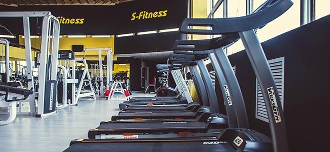 Фитнес-клуб S-Fitness