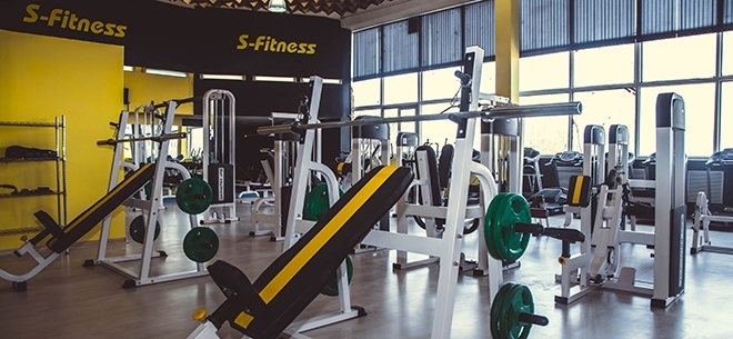 Фитнес-клуб S-Fitness, 10