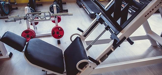 Фитнес-клуб S-Fitness, 3