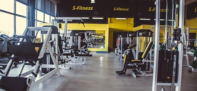 Фитнес-клуб S-Fitness, 5