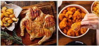 Fried Chicken & Grill