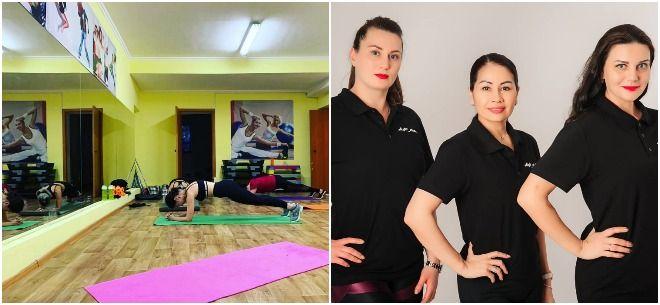 Студия фитнеса AISFIT