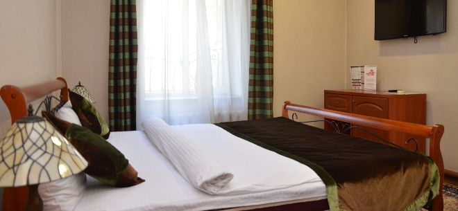 Resident Hotel Delux