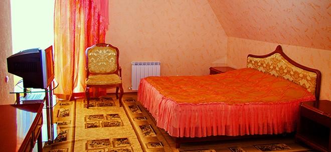 Гостевой дом «Тау-Жанашар»