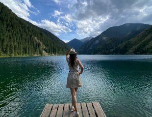 Тур выходного дня на озеро Кольсай и Чарынский каньон от Loyal Travel со скидкой 20%!