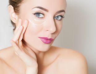 Безоперационная блефаропластика век и подтяжка груди от врача-косметолога Асель со скидкой до 75%!