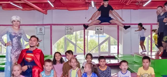 Детский спортивный центр Everest
