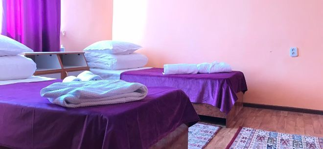 Санаторий Inju-Marzhan в Сарыагаше