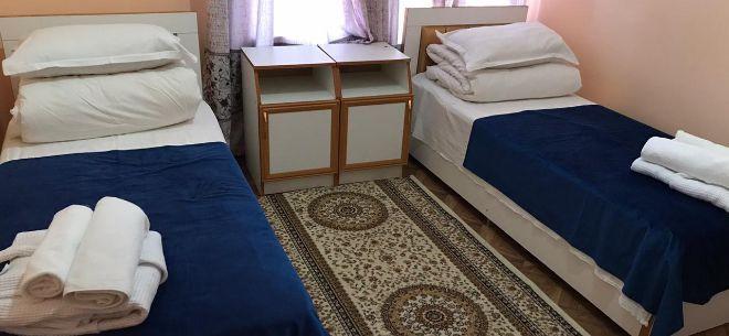 Санаторий Inju-Marzhan в Сарыагаше, 3