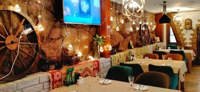 Грузинский ресторан «Хареба»