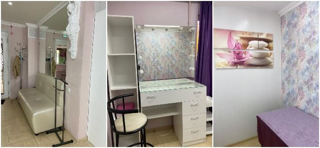 AKNAZIK DANEYEVA BEAUTY STUDIO
