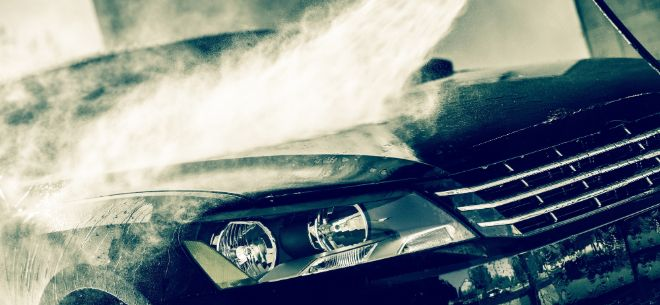 Diamond Car wash