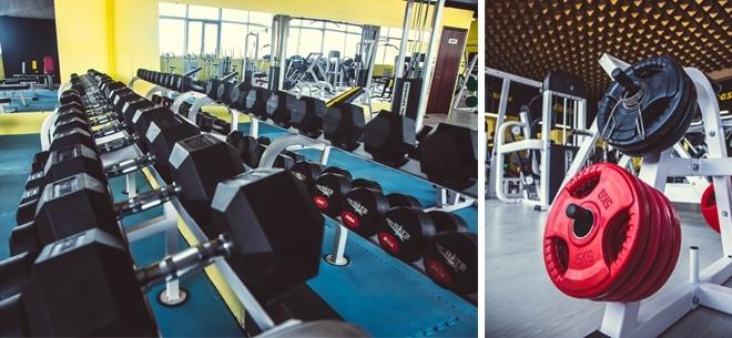 Тренажерный зал S-Fitness