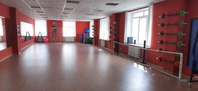 Фитнес-центр Sport City