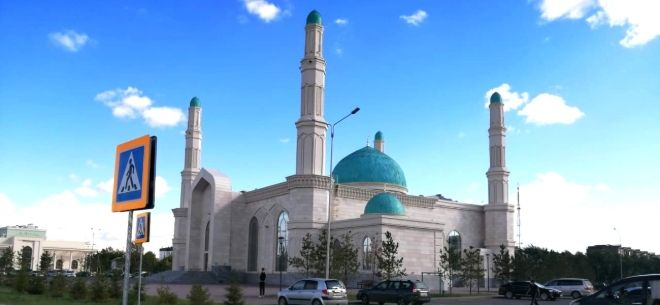 Хостел Atlas в г. Нур-Султан