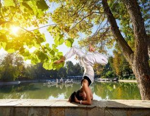 Найди свой баланс! Абонементы на 1, 2 или 3 месяца посещения занятий йогой в фитнес-клубе S-Fitness со скидкой до 53%!