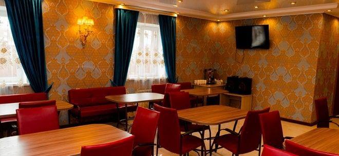 Отель Antalya в г. Нур-Султан