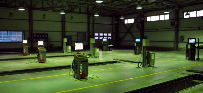 Центр технического осмотра TUV