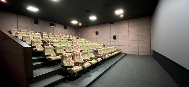 Новый кинотеатр Pixel Cinema
