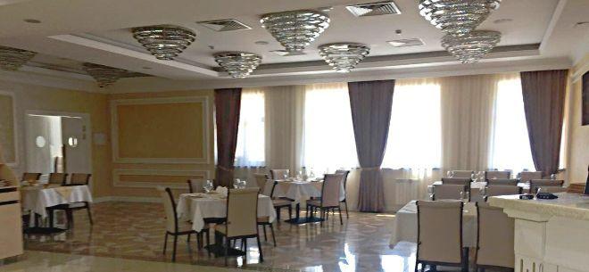 Ресторан «Gold Қазына»