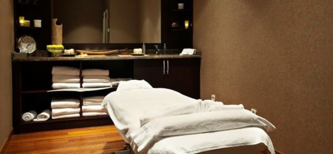 Ankara Spa в отеле Intercontinental