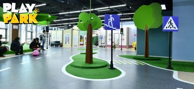 Play Park в ТРЦ Shymkent plaza