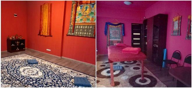 «Тибетский центр здоровья Sangie Menla»