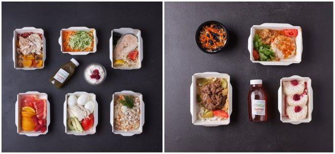 Сервис доставки ПП «Deli Meal»