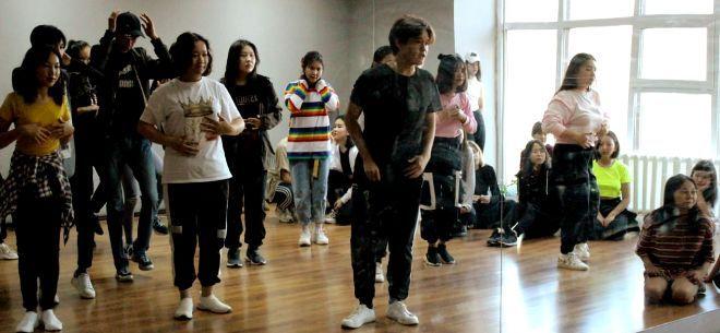 Танцевальная студия «DGTeam Entertainment»