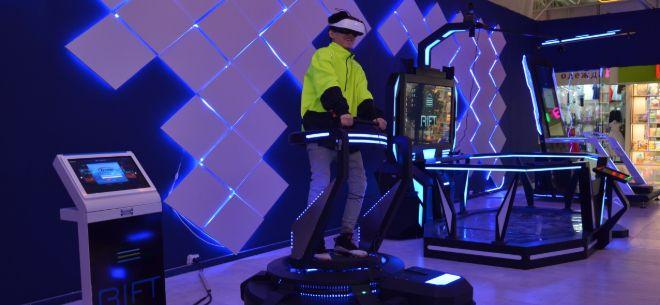 Rift VRPark в ТРК Atakent Mall
