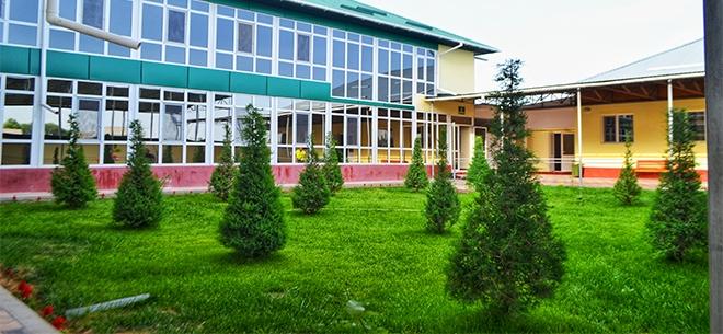 Санаторий «Жылы Су» (Сарыагаш)
