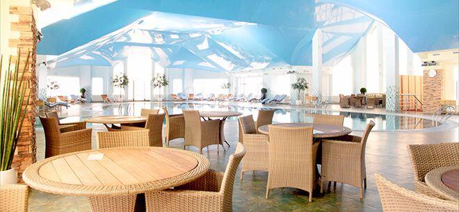 Высокогорный курорт отель «Ак Булак»