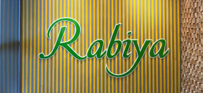 Ресторан Rabiya на левом берегу