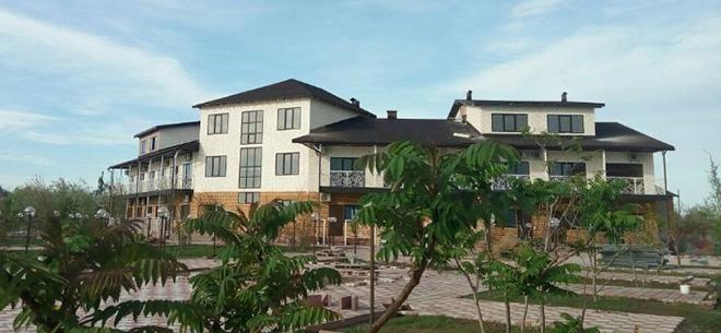 Курортный комплекс Iнжу