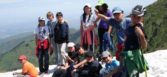 Детский лагерь «Ақ Бұлақ»