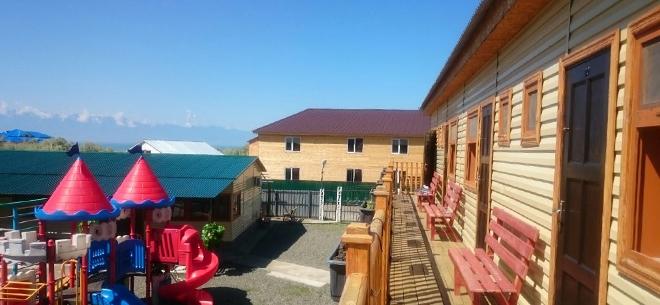 База Alazis на Алаколе