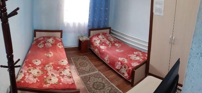 Санаторий «Аян» в Сарыагаше