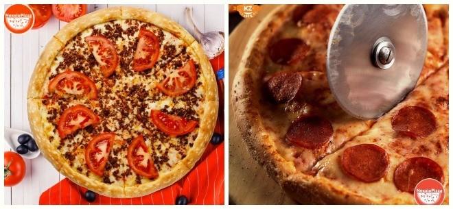 Nexxio Pizza в ТРЦ Сауран