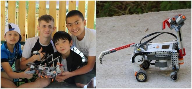 Детский лагерь RoboCamp