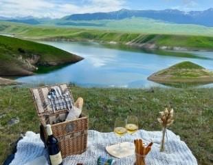 «Казахстанская Исландия» на озере Бестобе и Чарынский каньон «Долина Замков» за один день с Kettik Bro! Скидка 20%!