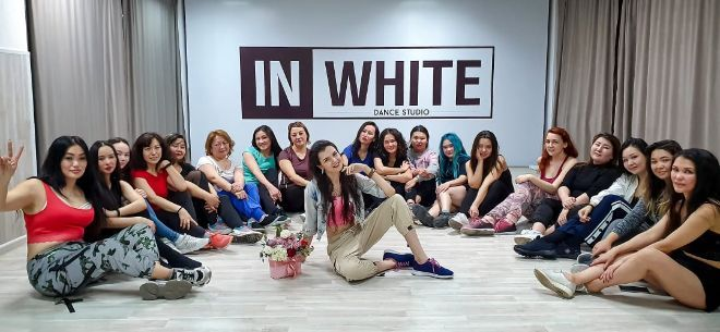 Танцевальная студия IN WHITE
